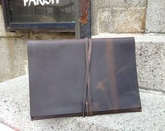 Custom tablet covers, iPad pro holder, Handmade leather iPad case, Leather envelope clutch, iPad tablet case, Custom leather clutch