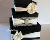 Card Box for wedding, Money Box Gift Card Box Holder Custom Made to Order