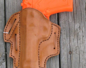 Beretta Leather holster, Left Hand