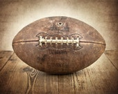 Vintage Football  8x10 print - shawnstpeter