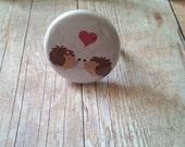 Button Ring (true love)