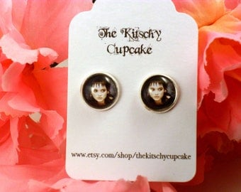 Lydia Deetz Beetlejuice earrings