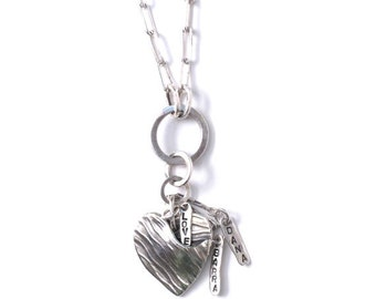The Heart Pocket Necklace