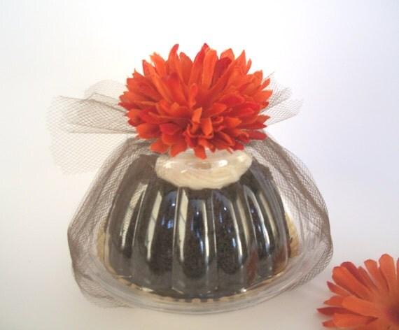 Plastic Bundt Cake Containers