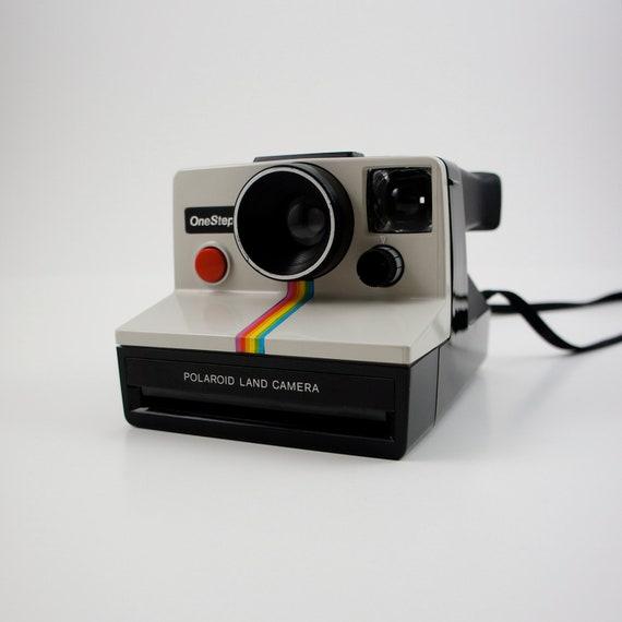 Polaroid OneStep Rainbow Land Camera