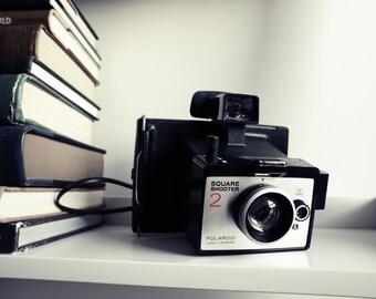 The Square Shooter 2 Polaroid Camera - Display Piece