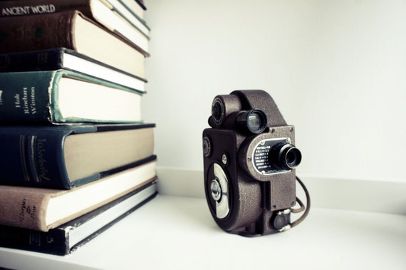 Revere Model 88 Movie Camera 8mm