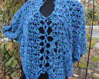 Lacey Poncho