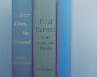 Three Books - 8x10 Fine Art Photograph