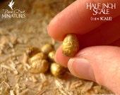 Bronze Dragon Egg - HALF INCH SCALE