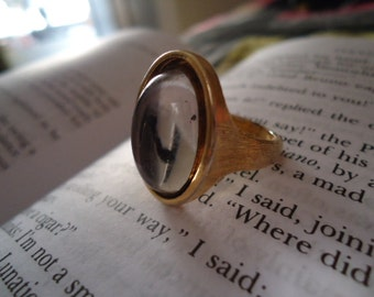 Looking Glass Ring