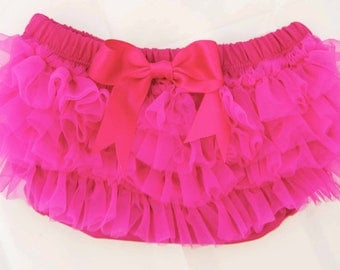 Tutu Bloomers Hot Pink