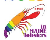 2013 Calendar - The Year in Maine Lobsters