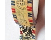 Japanese Washi Tape-Pattern design  15mm