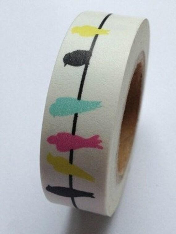 1 rolls japanese washi tape masking tape decoration by jolintsai - Decoration masking tape ...