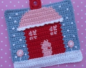 Holiday Home Potholder