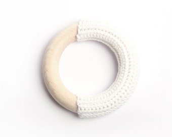 Snow white teething ring / First Toy