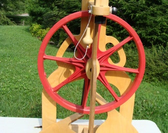 Schacht Lady Bug Spinning Wheel Free Shipping Free Fiber Lady Bug New And In A Box