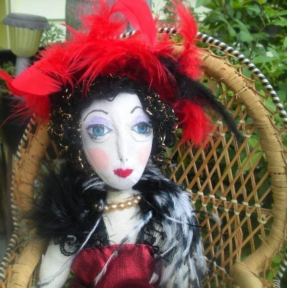 Boudoir Doll- Flapper