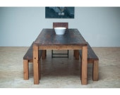 "Beautifully Sustainable ""Mt. Wilson"" Dining Table"