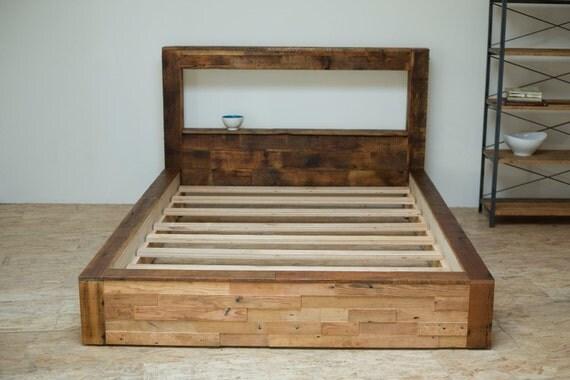 Shenandoah Platform Bed