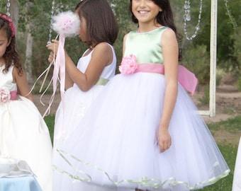 Flower  Girl Dress - Julip