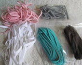 Clearance Lot of skinny elastic for Baby Headbands