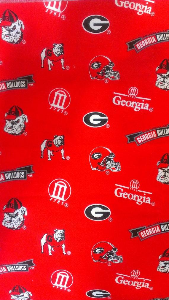 Georgia Bulldogs Welder Hat Cap Liner