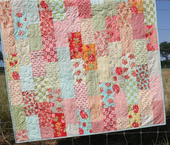 Quilt Sofa Throw Blanket Home Decor Modern Living