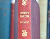 Charles Dickens - Dombey and Son- 1910's edition