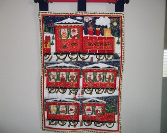 Christmas Advent Calendar - Christmas Train