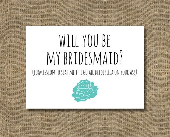 Cute Will You Be My Bridesmaid Sayings Quotes to ask bridesmaids ... Will You Be My Bridesmaid Quotes