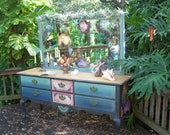 RESERVED Once Upon A Time Garden Fairies Collection