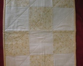 Yellow Flannel Quilt