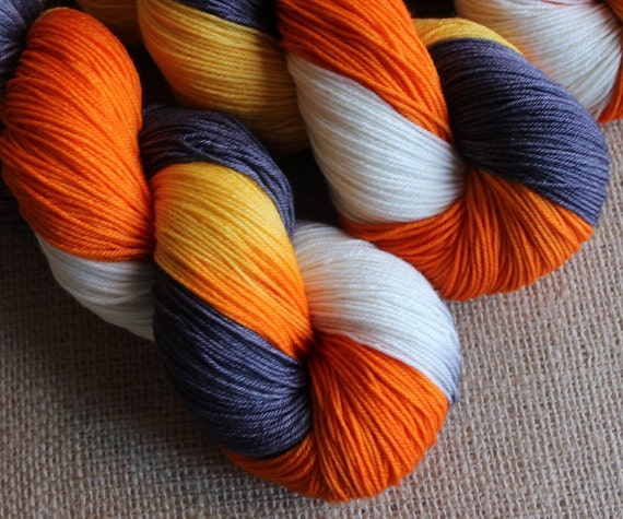 Knitabulls Franklin - SW Merino & Nylon - Fingering Sock Yarn - 462 yds