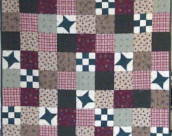 The Comfort Quilt - Pattern