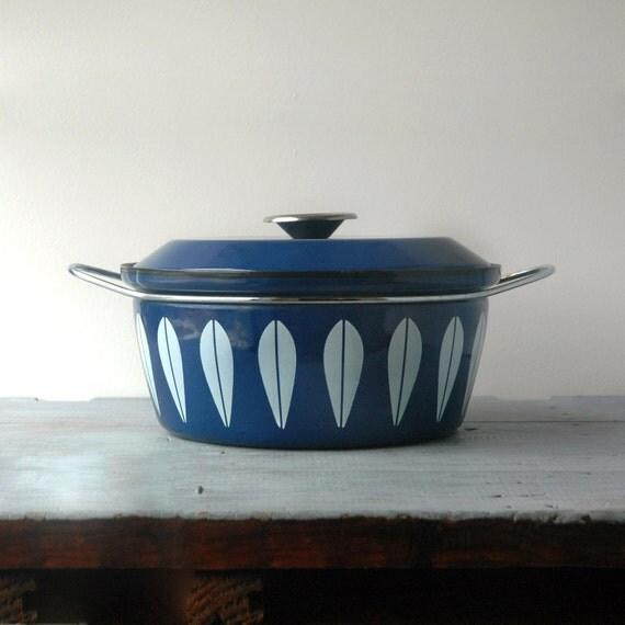 Cathrineholm Blue Lotus Pot