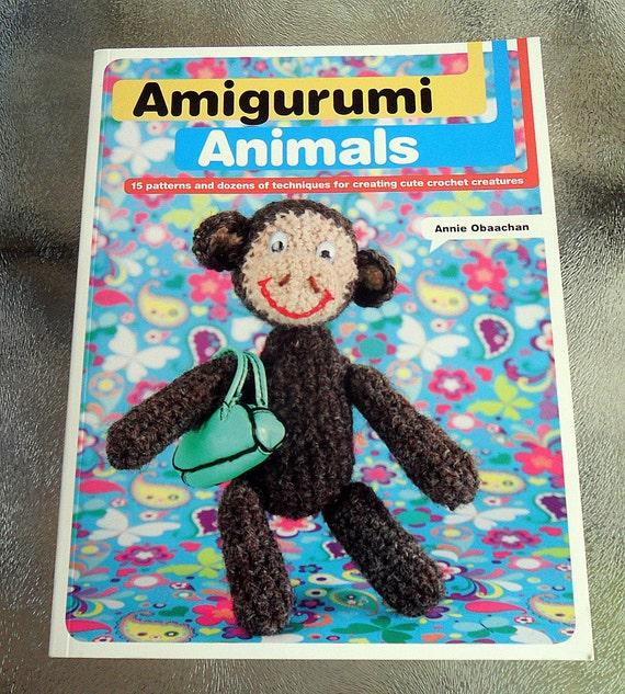 Amigurumi Animals Pattern Book