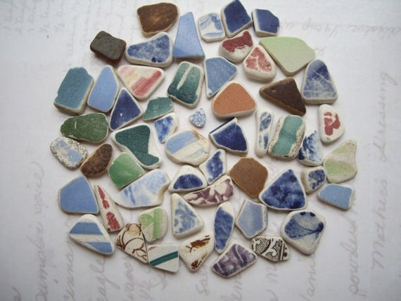 Wee Scottish Pottery Collection for Crafters SP835