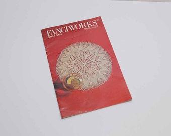 Coats & Clark Fanciworks -- Crochet Patterns --Book No. 267 --1978