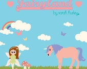 Fairyland Craft CD by Sarah Hurley (Instant Download Option)