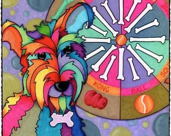 Dogwheel of Fortune