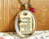 Le Morte d'Arthur - Vintage Necklace
