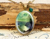 Moonlight  - Vintage Necklace