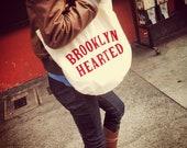Brooklyn Hearted Tote
