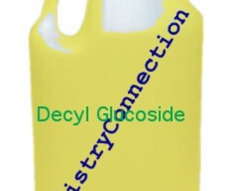 Decyl Glucoside Natural Surfactant 1 Gallon