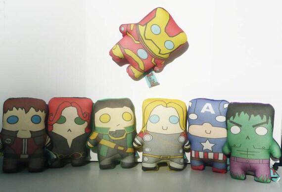 Mini Avengers ASSEMBLE