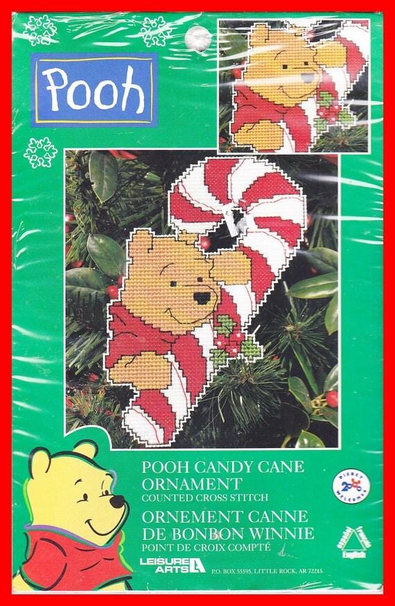 disneys winnie the pooh counted cross stitch kit