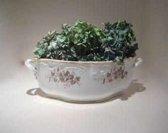 Antique Porcelain Soup Tureen