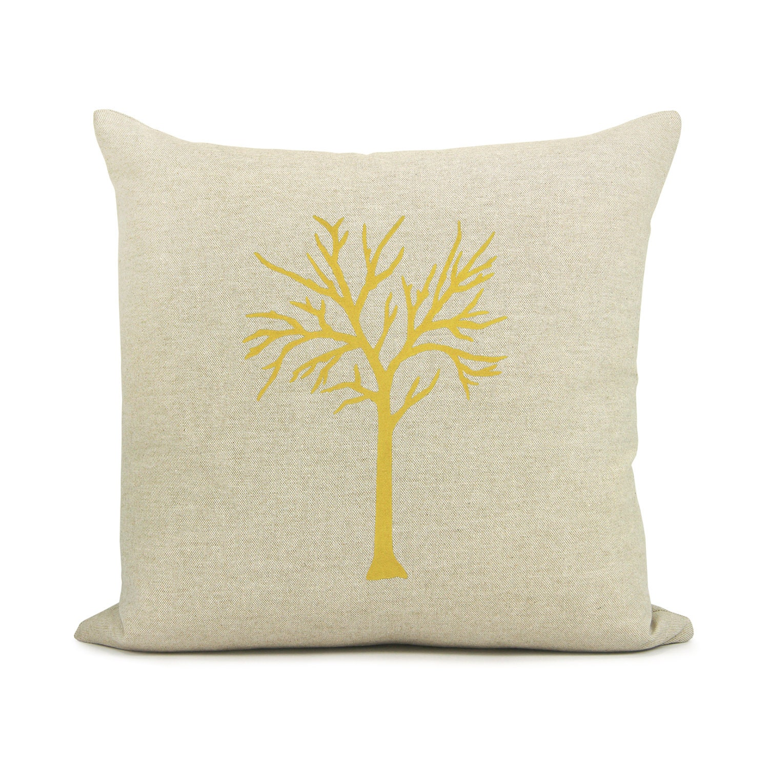 Newport Throw Pillows Birds : 16x16 tree or birds decorative pillow case by ClassicByNature